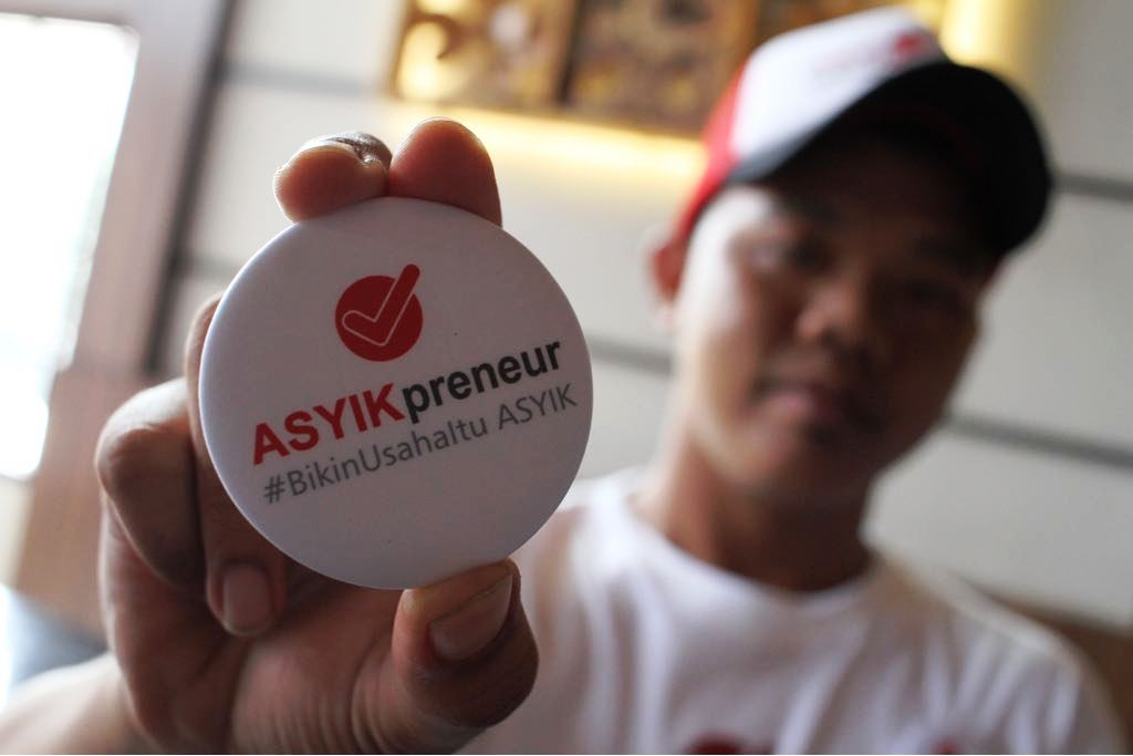 Gerakan #ASYIKpreneur Optimis Cetak 300 Ribu Pengusaha Muda di Jawa Barat