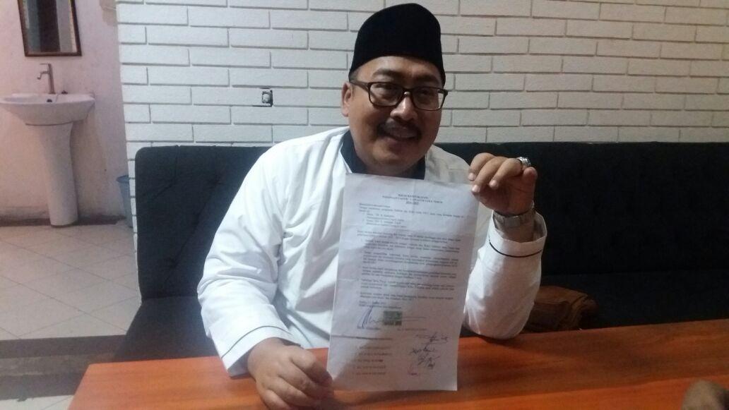 Kiai Sepuh Yakin Pakde Karwo Tak Ingkari Janji Dukung Gus Ipul