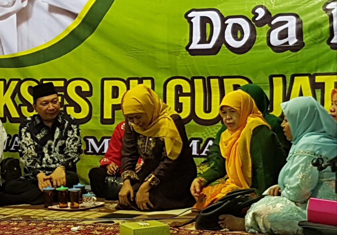 Pamit 'Nyaleg' Dari PKB, Muslimat Doakan Fandi Utomo Jadi Walikota Surabaya