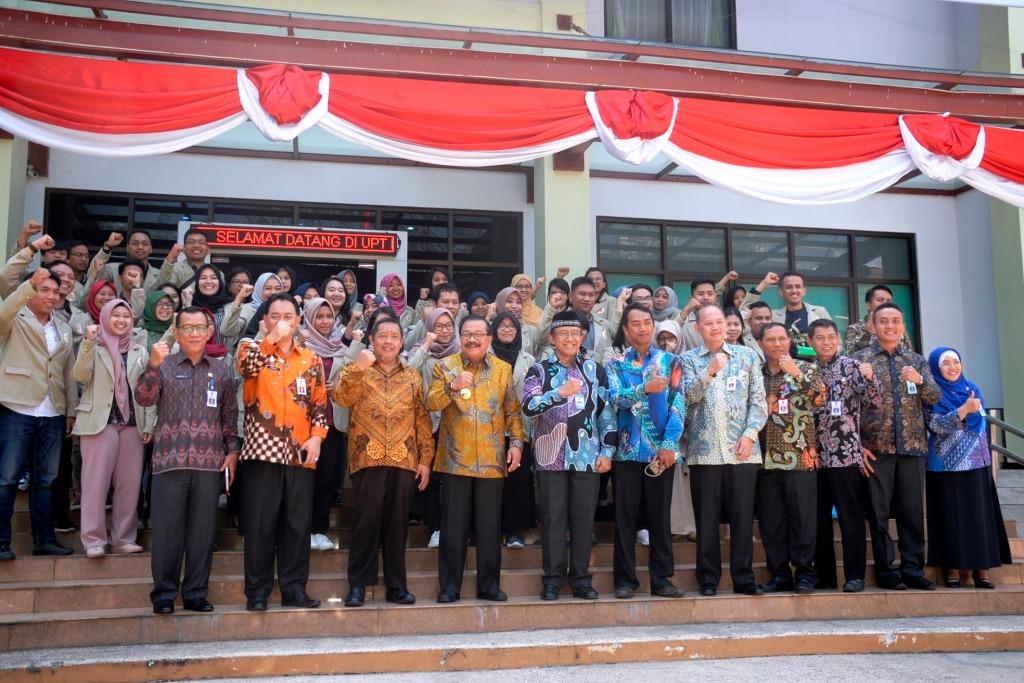 Pakde Karwo Paparkan Inovasi Financial Engineering Jatim