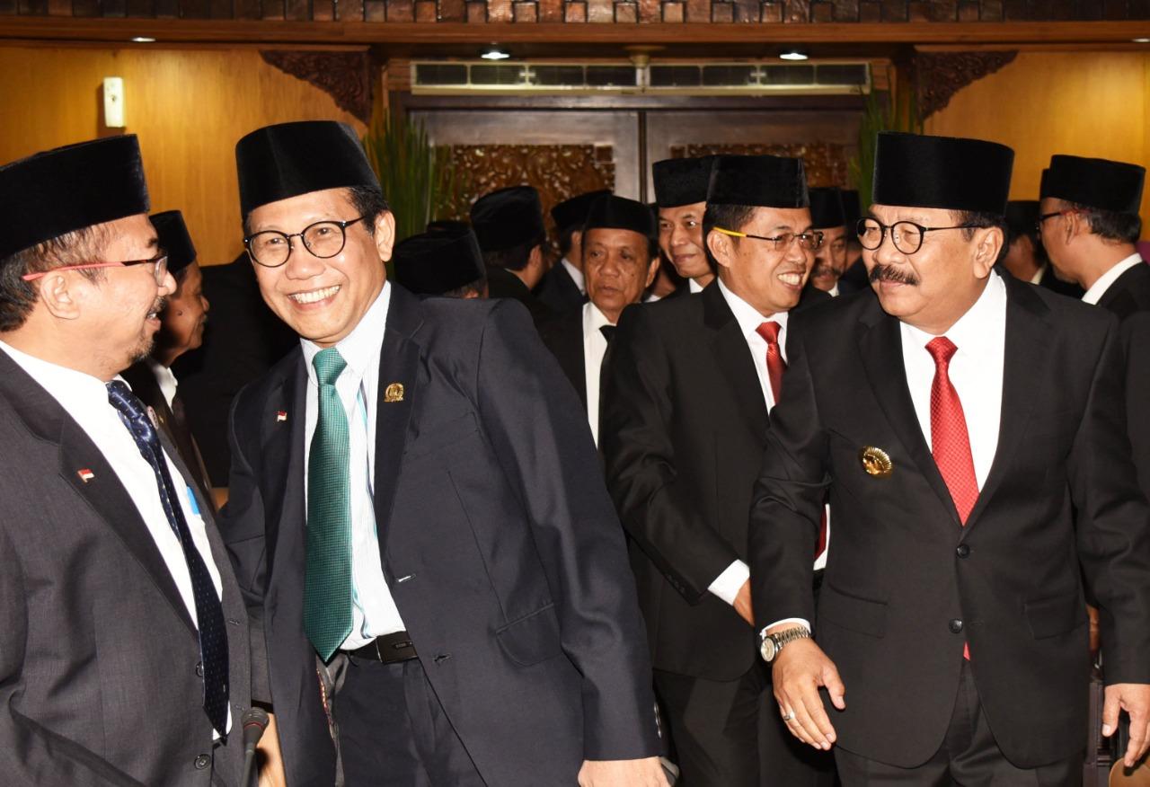 Gubernur Jatim Tekankan Pentingnya Pembangunan Sustainable and Change