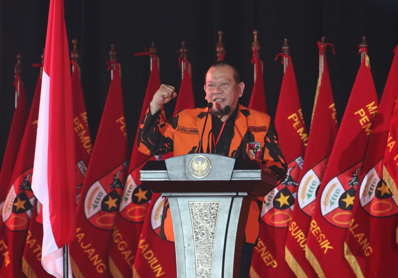 La Nyalla: Gerakan Ganti Presiden dan Jokowi Dua Periode Semuanya Konstitusional