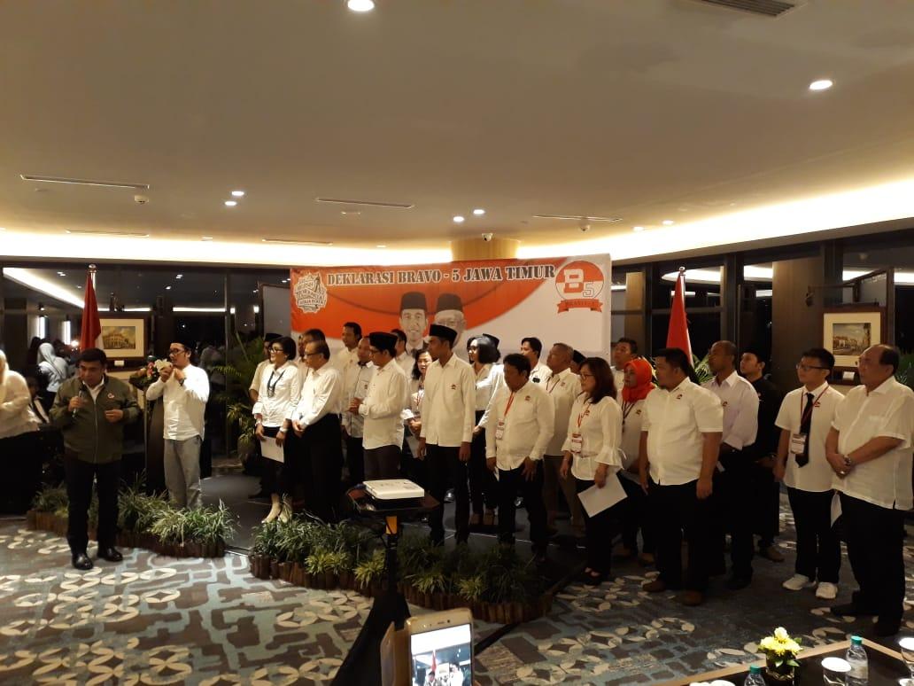 Ketua Bravo 5 Jatim : Pakde Karwo Masuk Di Jajaran Dewan Pembina