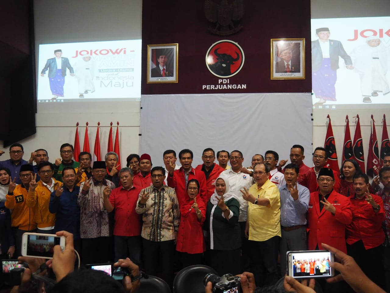 Dipercayai Jabat Ketua TKD Di Jatim, Machfud Arifin : Saya Siap Menangkan Jokowi – Ma'ruf Amin