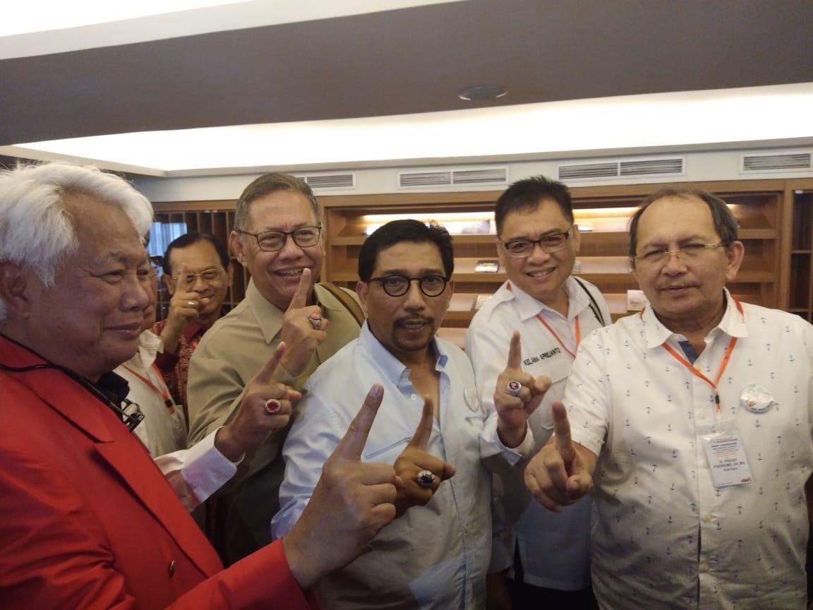 Ketua Timses Jatim: Dulu Nomor 2 Saja Jokowi Menang, Apalagi Sekarang Nomor 1