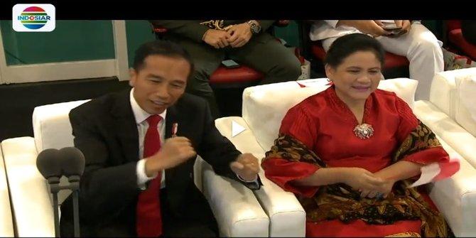 Anak Muda Mulai Gemari Goyang Dayung Ala Jokowi