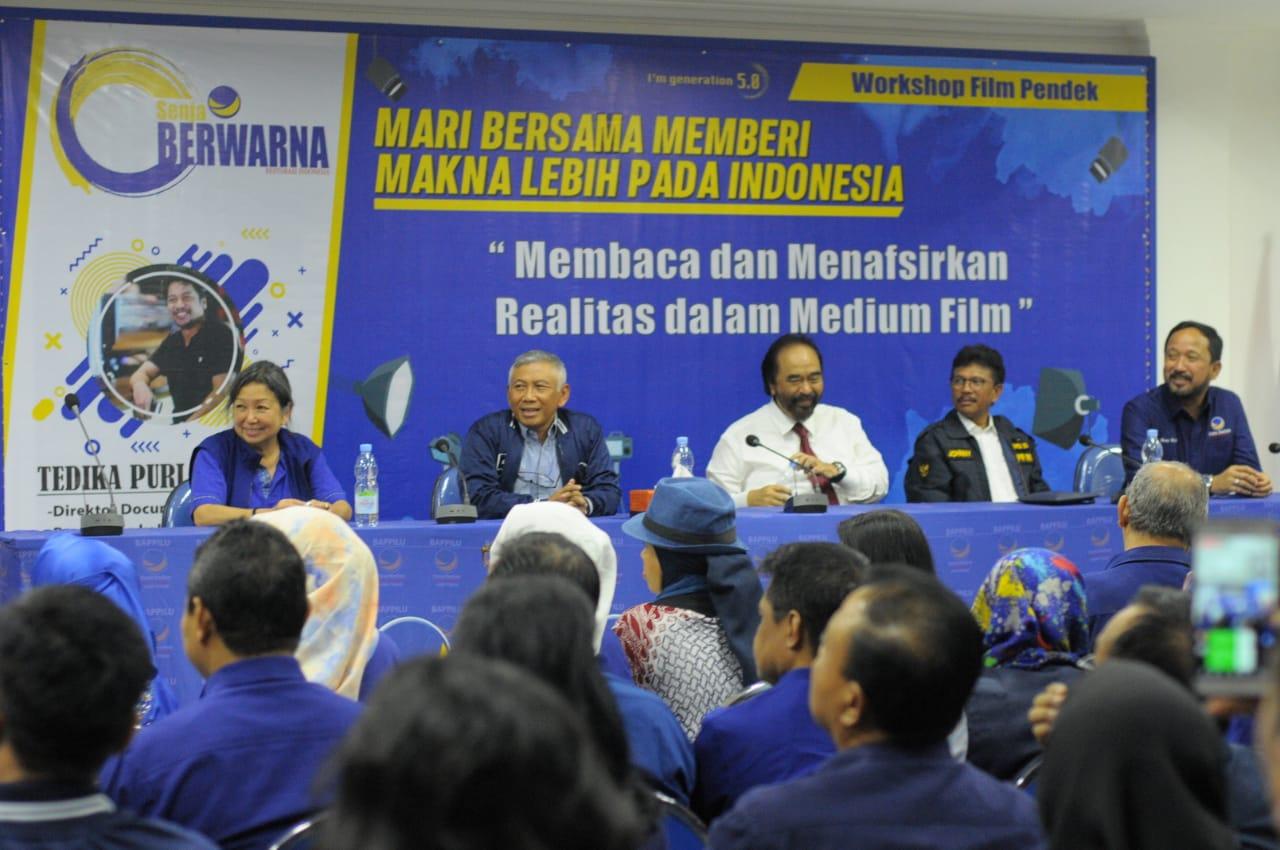 NasDem Targetkan Jatim Sumbang Suara Terbesar di Pulau Jawa