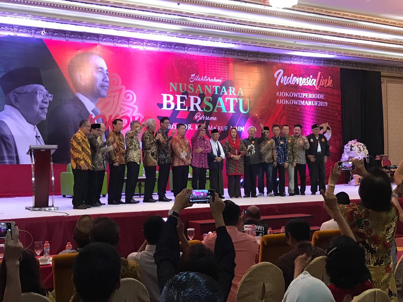 Hindari Konflik, Kiai Ma'ruf Minta Rakyat Indonesia Hidup Rukun