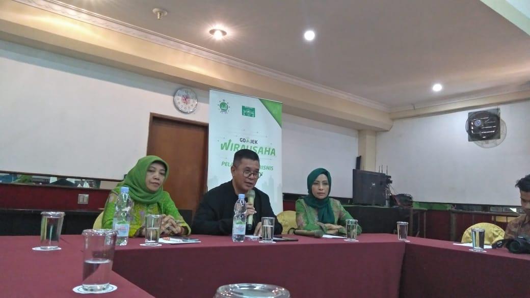 Bersama UMKM Muslimat NU Naik Kelas