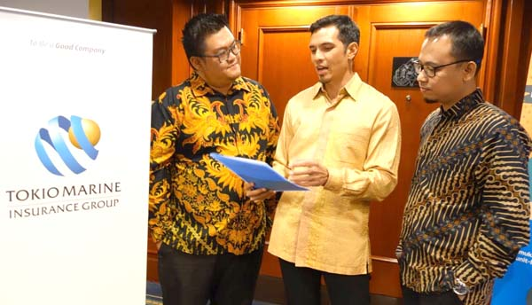 Tokio Marine Life Insurance Indonesia Edukasi Nasabah Di Kota Surabaya Kilasjatim Com