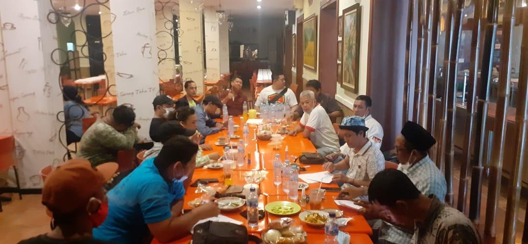 Jogoboyo Secara Definitif Tetapkan H.Badruttamam Sebagai Ketua
