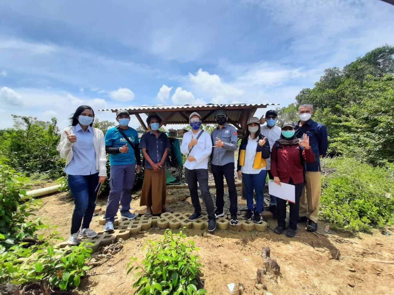 SKK Migas  – Pertamina EP4 Poleng Field Monitoring dan Evaluasi Program 2020 di Tiga Wilayah Kerja