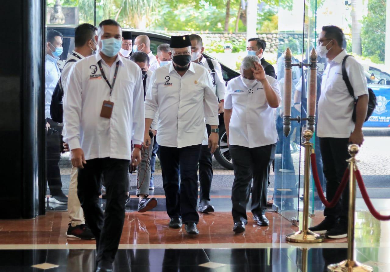 Ketua DPD RI Berharap Pelayanan Publik Lebih Baik dengan Kepengurusan Baru Ombudsman