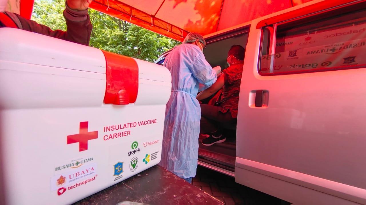 Kotak Vaksin IVC Indonesia Sarat Tehnologi, Amankan Distribusi Vaksin Covid-19