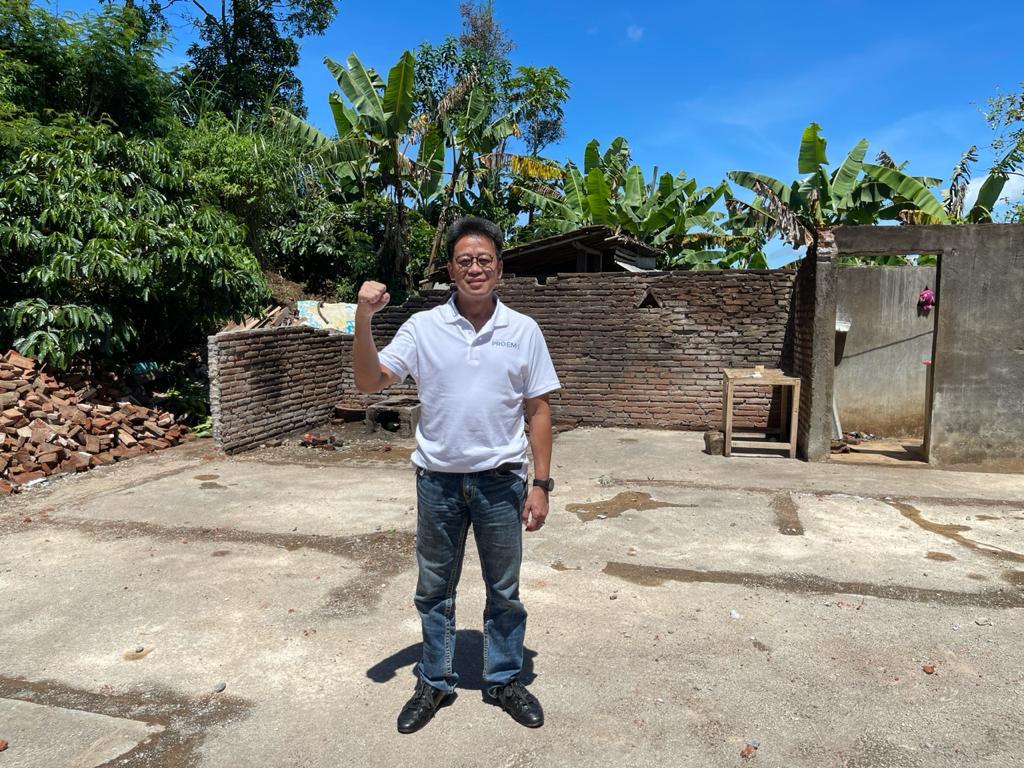 PT AMA Turunkan Tim Bagikan Bantuan Korban Bencana Gempa di Malang