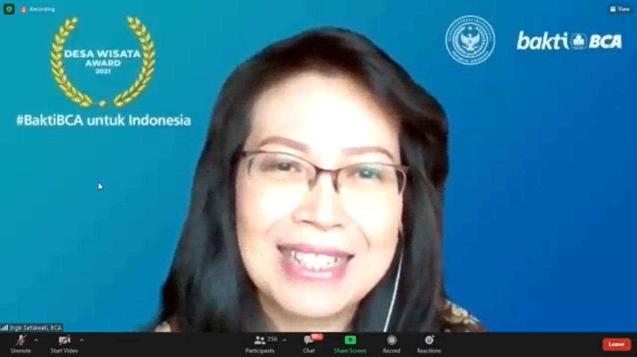 BCA Gelar Desa Wisata Awards 2021, Kembangkan Potensi Desa Bangun Budaya Bangsa