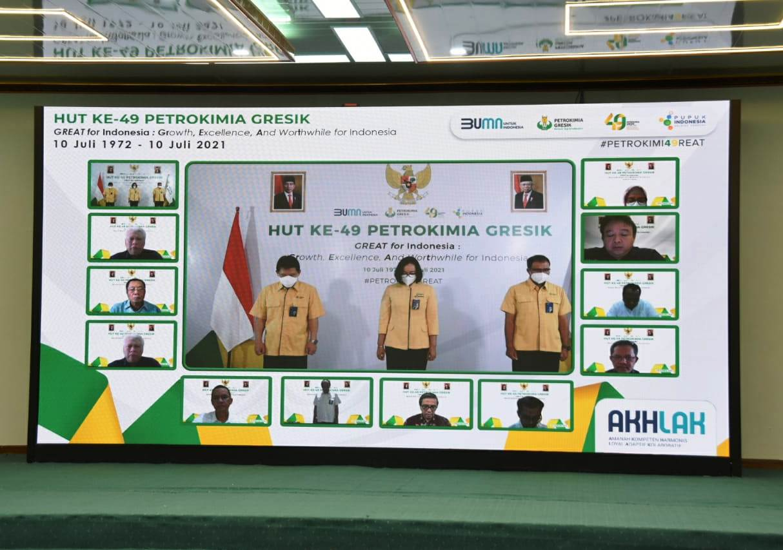 Ini Bukti Nyata PT Petrokimia Gresik Untuk Indonesia